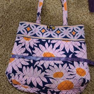 Vera Bradley tote & mini bag